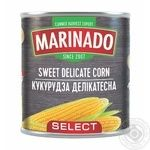 Marinado canned corn 425g - buy, prices for Novus - image 1