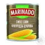 Кукуруза Marinado сахарная 425мл