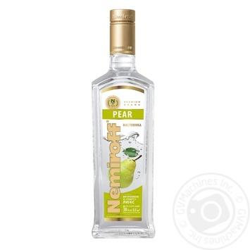 Nemiroff Pear flavoured vodka 0,5l - buy, prices for Novus - image 1