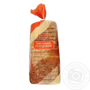 Sumska Palyanytsya bread toasted malt 400g