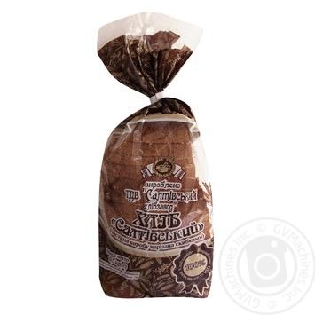 Хлеб Караваево Салтовский подовый ржаной резанный 500г - купить, цены на Восторг - фото 2
