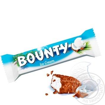 Мороженое Баунти батончик 40г - купить, цены на Восторг - фото 2