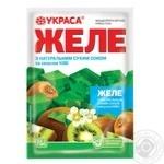 Ukrasa Kiwi For Desserts Jelly