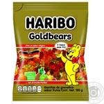 Конфеты желейные Haribo Золотые мишки 80г - купить, цены на Восторг - фото 1