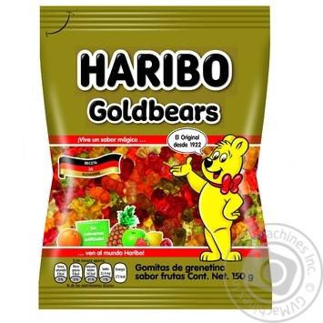 Конфеты желейные Haribo Золотые мишки 80г