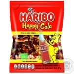 Candy Haribo Happy cola 35g packaged Germany - buy, prices for Furshet - image 1