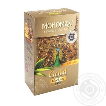 Чай черный Monomax Gold 90г