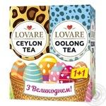 Набор чая Lovare Ceylon 20шт + Oolong 24шт