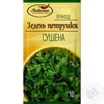 Зелень петрушки Любисток сушеная 10г