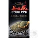 Перец Любисток черный молотый 20г - купить, цены на Фуршет - фото 1