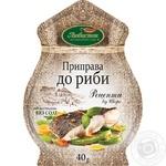 Приправа Любисток Рецепты от шефа к рыбе без соли 40г