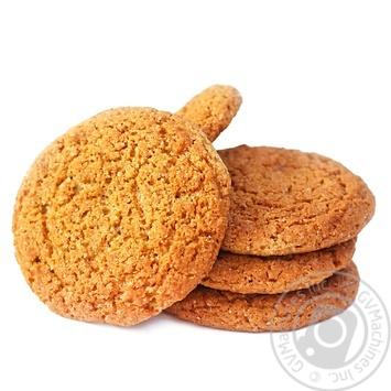 Печенье овсяное Богуславна  Классическое 400г - купить, цены на Ашан - фото 2
