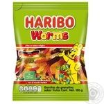 Конфеты желейные Haribo Worms 150г