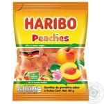 Конфеты желейные Haribo с фруктовым вкусом 80г