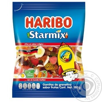 Цукерки жувальні Haribo Starmix 150г - купити, ціни на CітіМаркет - фото 1