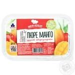 Пюре манго Рудь Шеф-кухар фруктове швидкозаморожене 500г