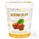 Морозиво Gelateria Callipo лісовий горіх 300г