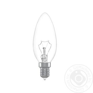 Лампа Electrum свеча 40W E14 A-IC-0013 - купить, цены на МегаМаркет - фото 1