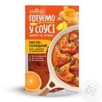 Pripravka Sweet and Sour Sauce with Ginger and Orange 140g