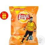 Lay's potato chips with cheese flavor 133g