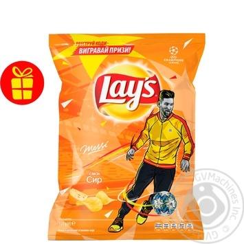 Чипсы Lay's со вкусом сыра 133г
