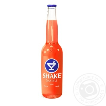 Low-alcohol sparkling drink Shake Daiquiri 7%alc. 330ml - buy, prices for Novus - image 1