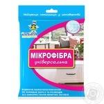 Dobra Gospodarochka Universal Mikrofibra Napkin 1pcs