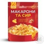 Prypravka With Cheddar And Bacon Pasta 150g