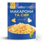 Pripravka Pasta and cheese three cheeses 150g