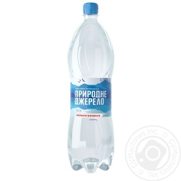 Pryrodne dzherelo strongly carbonated water 1,5L - buy, prices for Furshet - image 1