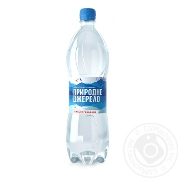 Sparkling mineral water Pryrodne Dzerelo 1l - buy, prices for Furshet - image 1