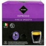 Кофе Rioba Espresso  в капсулах 16штX7г