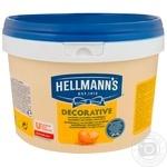 Hellmann's mayonnaise 78% 3L
