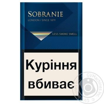 Собрание синие сигареты купить все для самодельных сигарет купить в интернет