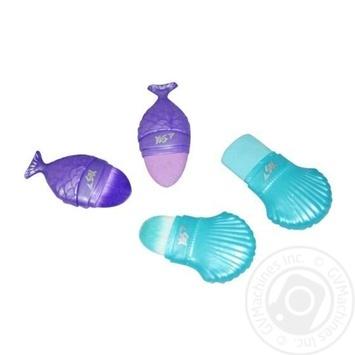 Ластик з пензлем YES Mermaid dream - купити, ціни на Novus - фото 1