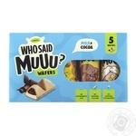 Вафли АВК Who Said Muuu молоко и какао 58г - купить, цены на ЕКО Маркет - фото 2