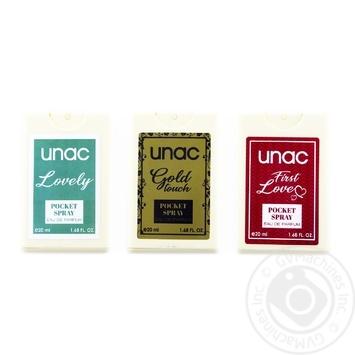 Unac Women's Eau De Parfum 20ml