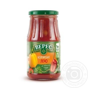 Veres Bulgarian In Tomato Sauce Lecho 530g - buy, prices for Metro - image 2