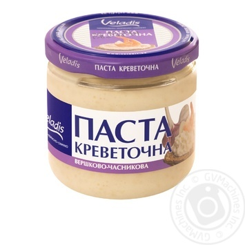 Veladis Creamy-Garlic Shrimp Paste 150g - buy, prices for Novus - image 1
