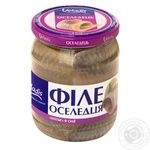 Herring fillet in oil Matjes Veladis 470g