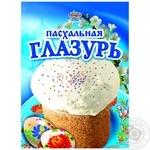 Глазурь Услада люкс пасхальная 75г