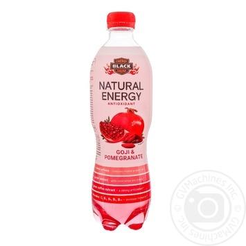 Напиток Black Energy Natural Energy Годжи-Гранат 500мл - купить, цены на Фуршет - фото 1