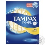 Тампоны Tampax Pearl Regular 18шт