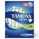 Tampax Pearl Super Duo Tampons 18pcs