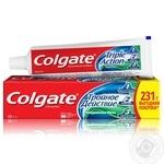 Зубная паста Colgate Тройное Действие Натуральная мята 150мл
