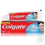Зубная паста Colgate Бережное отбеливание 50мл