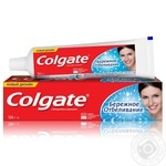 Colgate Toothpaste Careful bleaching with fluoride and calcium 100ml
