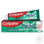 Colgate MaxFresh Toothpaste Gentle Mint 100ml