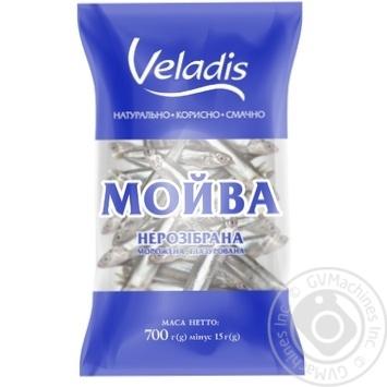 Мойва неразобранная Veladis 700г - купить, цены на Метро - фото 1