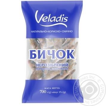 Бычок неразобранный Veladis 700г - купить, цены на Ашан - фото 1